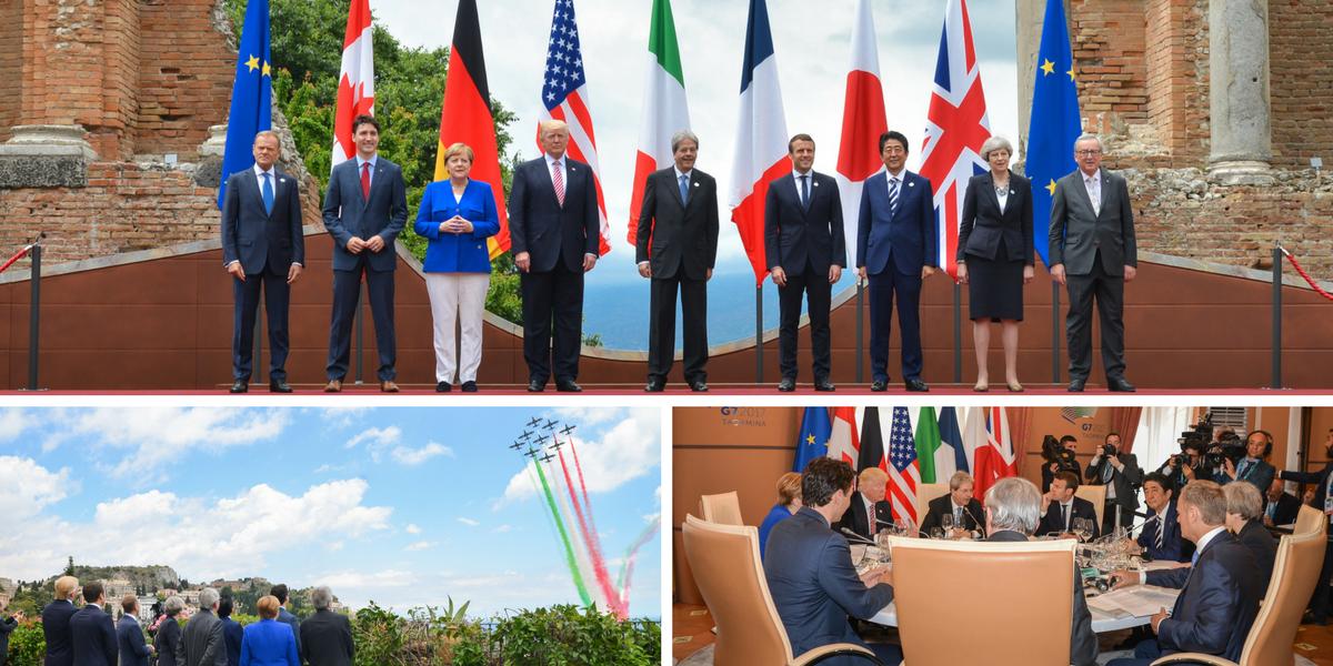 Dalla Web Tax Alla Cybersecurity: Ecco Di Cosa Si Parlerà Al G7 Di Taormina