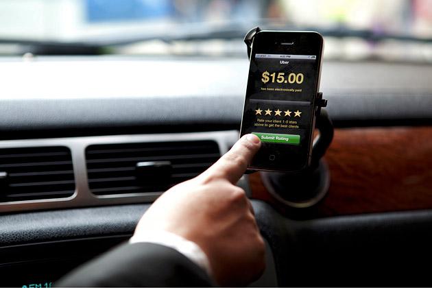autisti Uber - tariffe