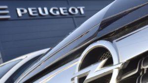 Opel pegeout