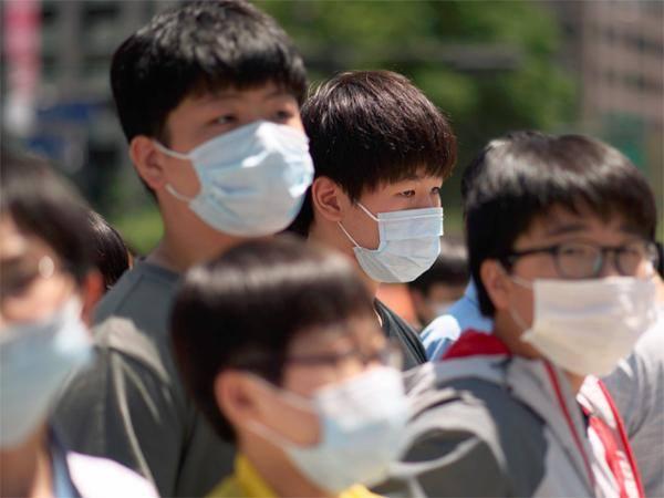 mascherina 3m virus