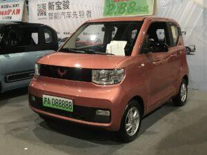 Hong Guang Mini Ev auto elettriche