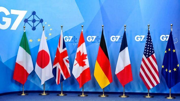 G7, Trump: