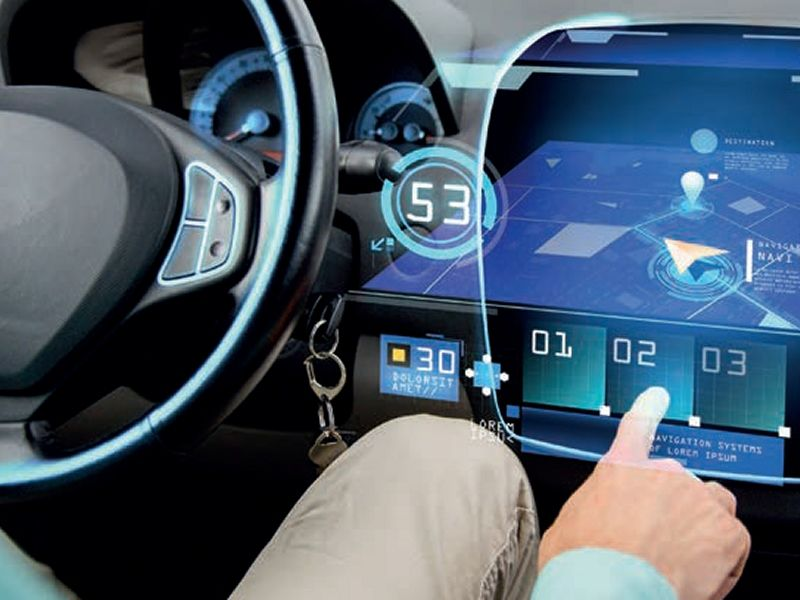 Ecco Perchè Scegliere Un'auto Connessa E Intelligente