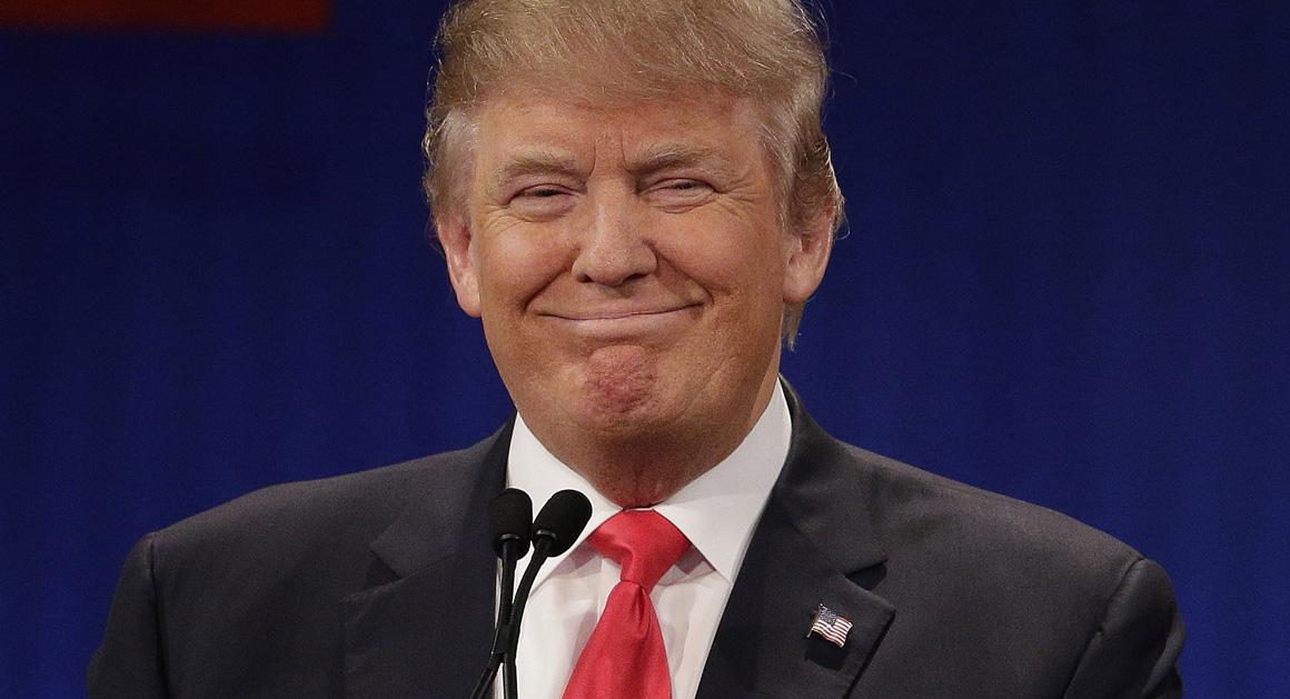 elezioni presidenziali trump