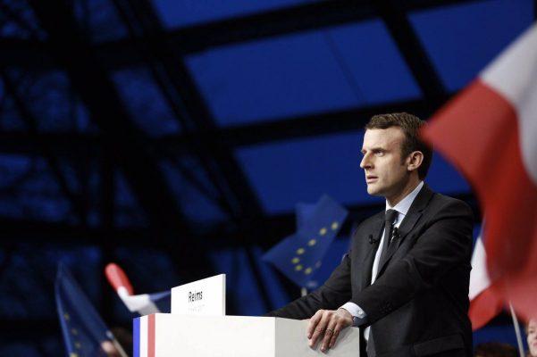 Macron Europa
