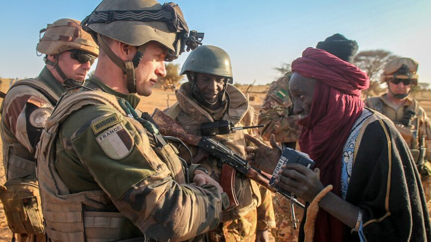 Francia Sahel