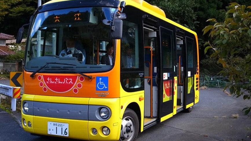Autobus Guida Autonoma