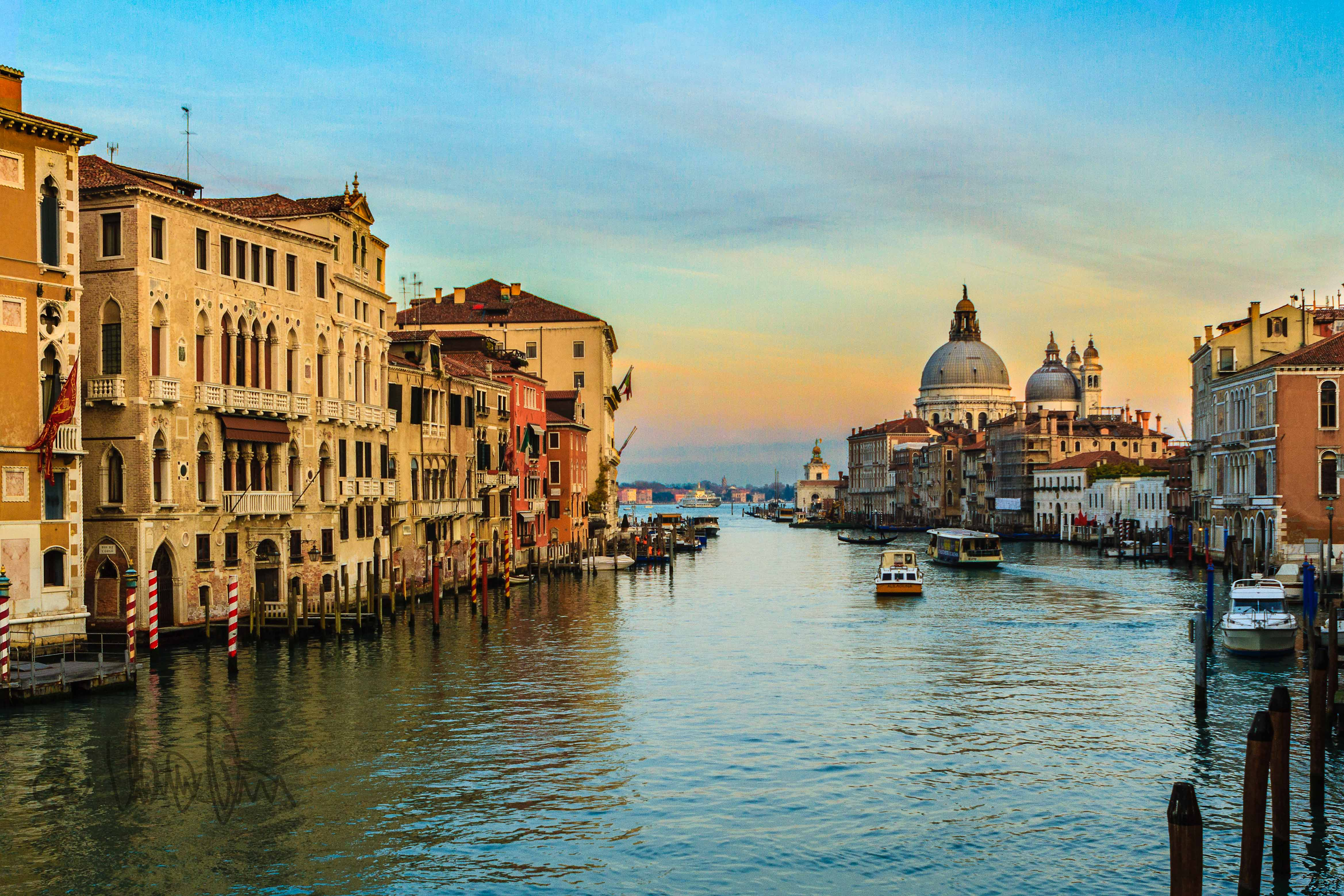 Venezia inquinamento Veneto