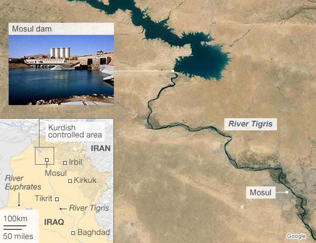 Diga Mosul