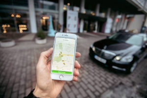 taxify Uber