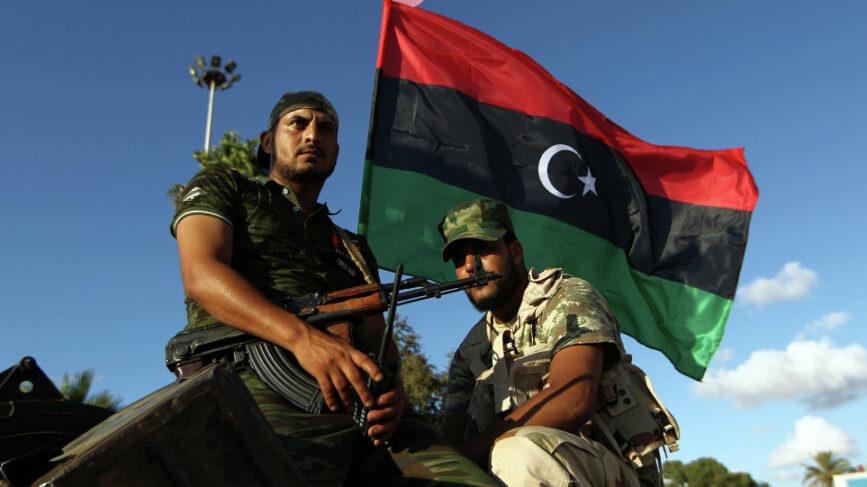 Libia Irini