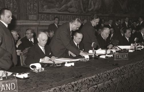 Cosa sono i Trattati di Roma. E perchè sabato 25 marzo la Capitale è blindata