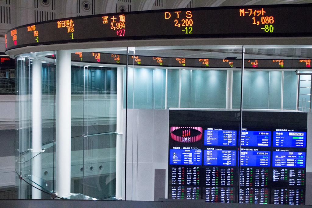 Borsa Tokyo