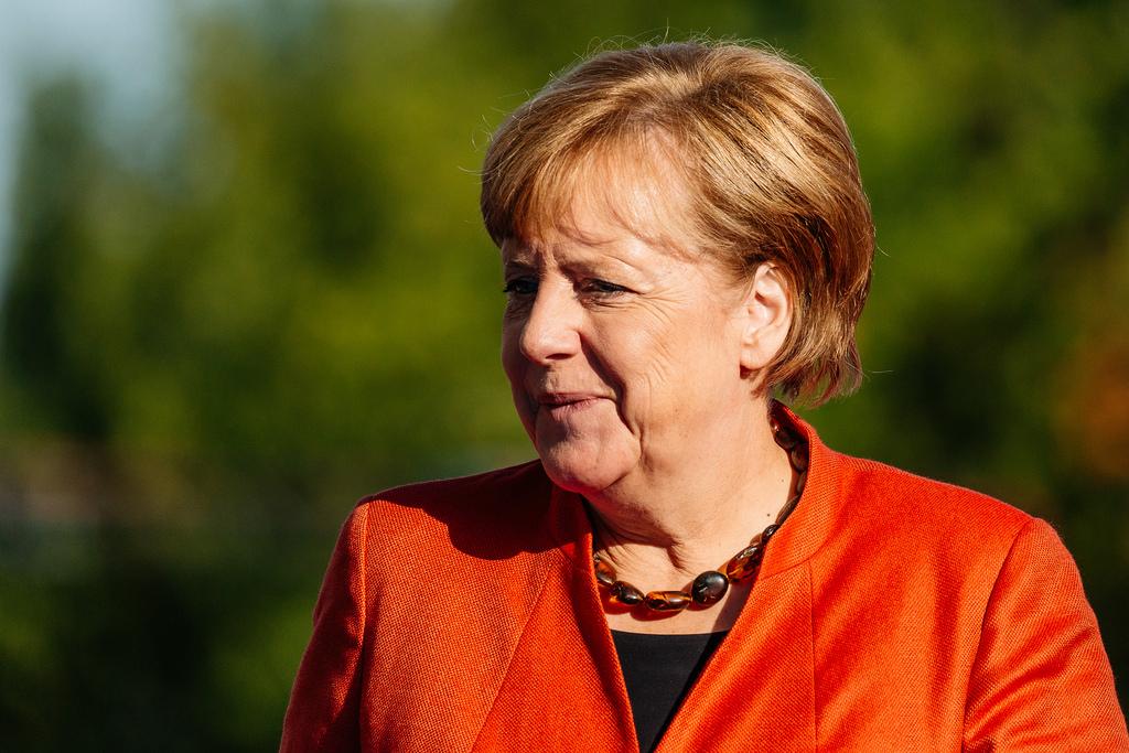 Merkel Mes Germania