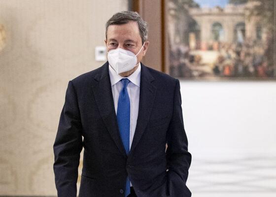 Draghi banche