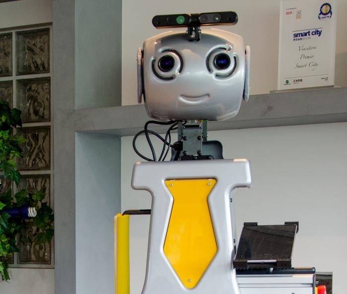 Arriva il robot per condominio e 39 italiano startmag - Robot per cucinare e cuocere ...