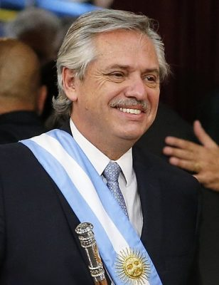 Alberto fernandez Argentina