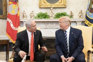 piano Trump Israele