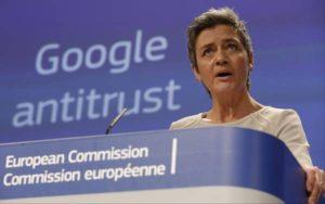 Ue contro Google