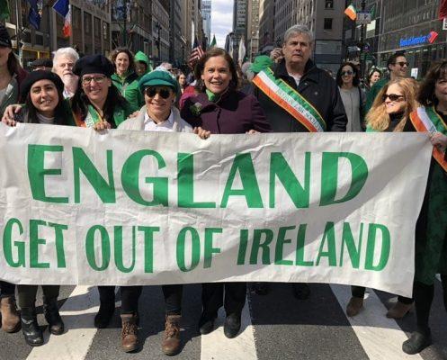 Risultato immagini per Vittoria del Sinn Fein in Irlanda immagini