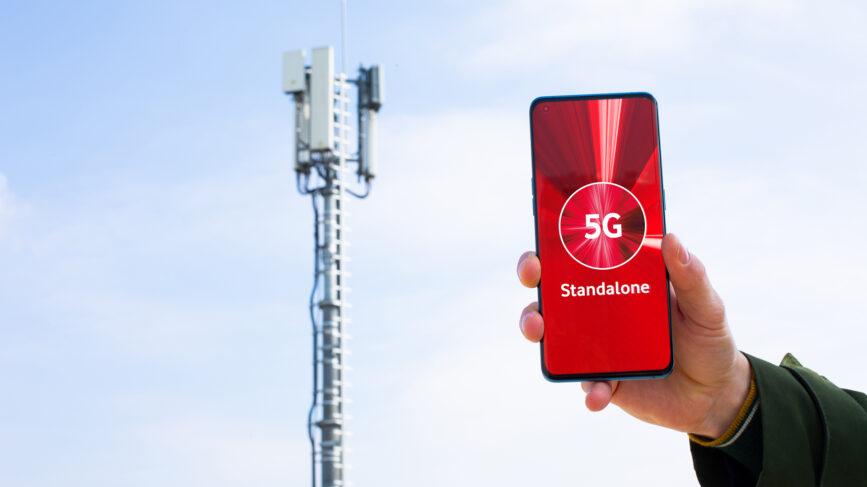 Vodafone 5g Standalone