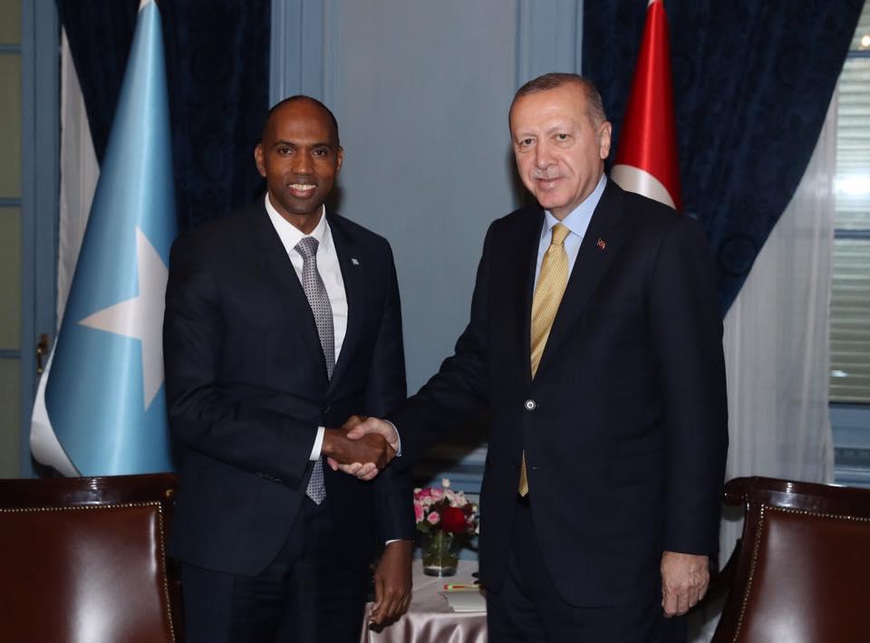 Turchia Somalia
