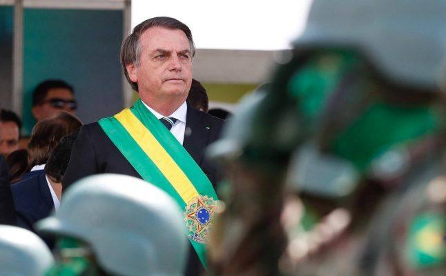 Brasile coronavirus
