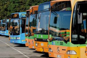 mobilità trasporto pubblico