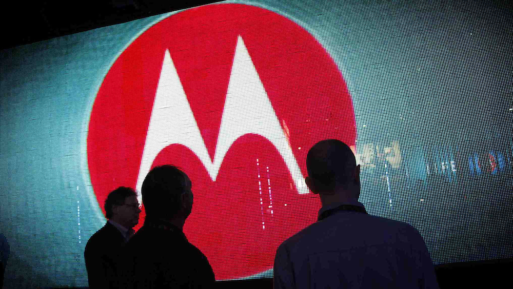 acquisizione di Motorola