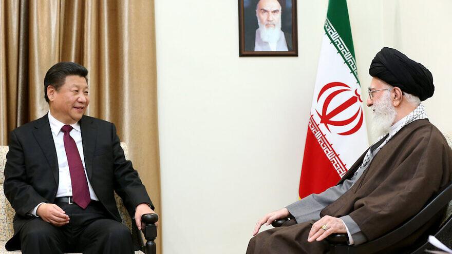 Cina Iran