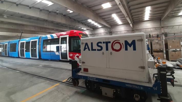 Alstom Bombardier