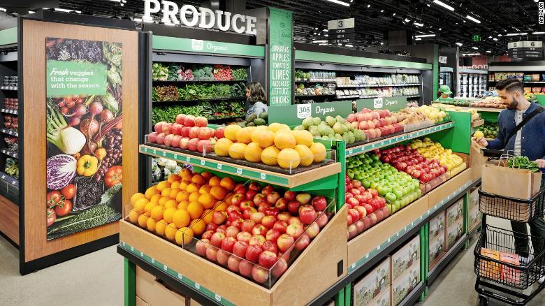 Amazon Supermercato