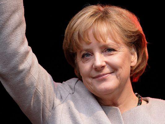 merkel economia Germania