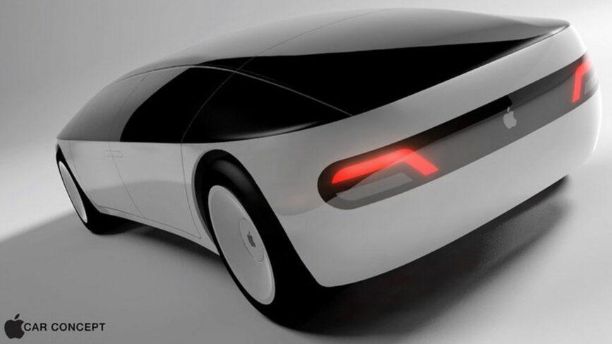 Apple ICar Auto Elettrica