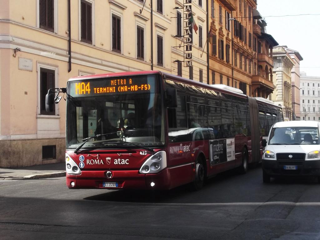 Atac Piani Trasporto