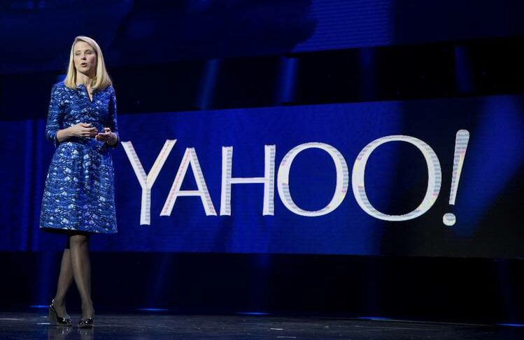 Yahoo Merissa Mayer