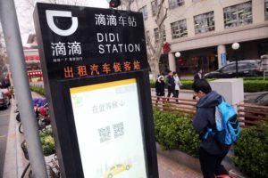 Didi sharing economy