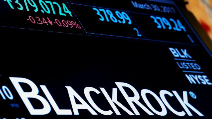 Blackrock Cina