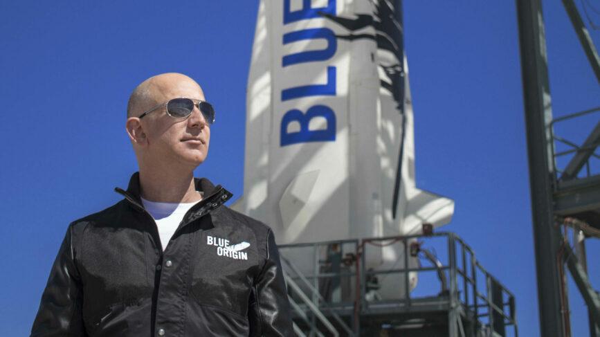 Bezos New Shepard