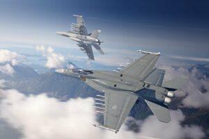 Lockheed Martin Boeing Saab
