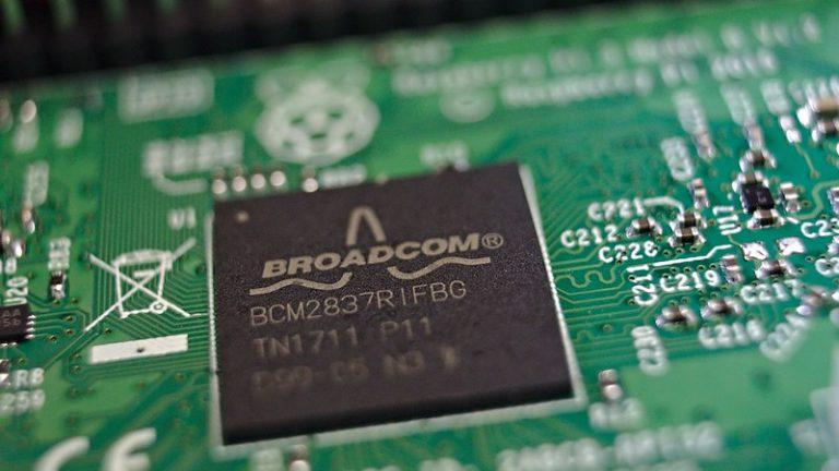 Broadcom Ue