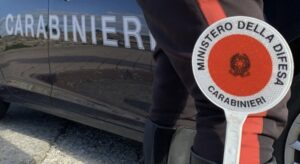 carabinieri vaccino