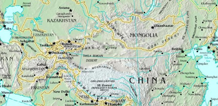 Cina Russia Turchia