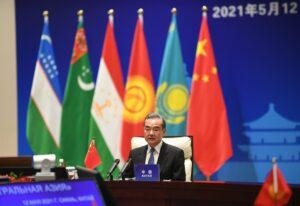 Cina turkmenistan