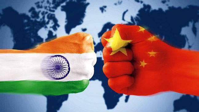 Cina India