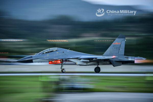 Cina militare usa