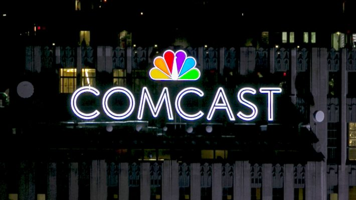 Peacock Comcast