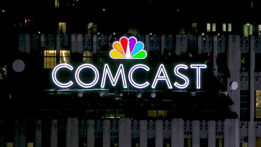 Peacock Comcast