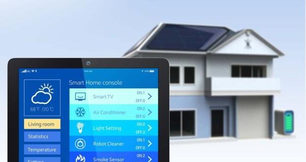 Controllo riscaldamento e consumi energia