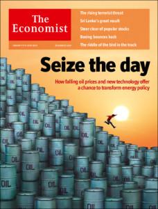 Copertina The Economist